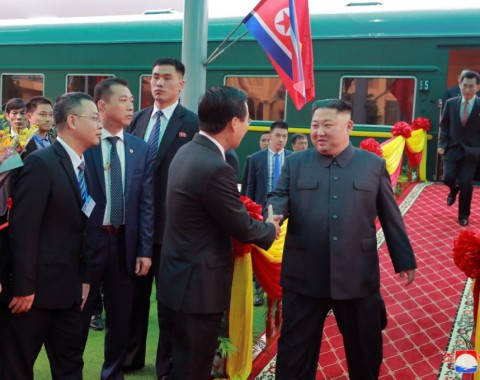 Photo Exhibition: Supreme Leader Kim Jong Un Pays Official Goodwill Visit to Socialist Republic of Vietnam - Image