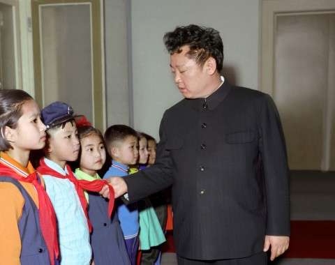 Photo Exhibition: Great Leaders with children - Image