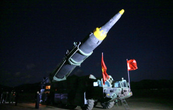 Guidance to Strategic Ballistic Missile  Launching Drill - Image