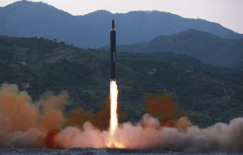 DPRK's Nuclear Weapons Institute on  Successful Test of H-bomb for ICBM - Image