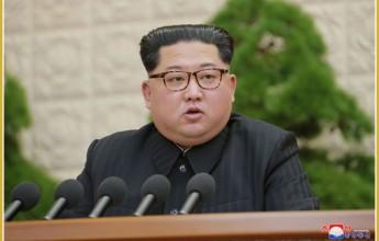 3rd Plenary Meeting of 7th C.C., WPK Held in Presence of Kim Jong Un - Image