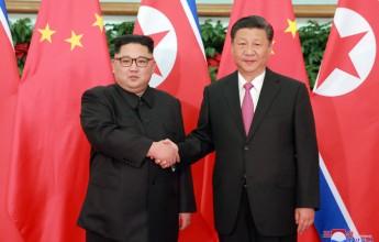 Kim Jong Un Meets Xi Jinping Again - Image