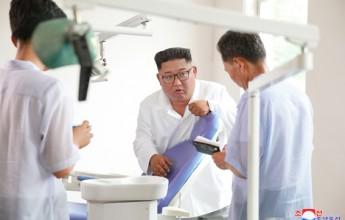 Myohyangsan Medical Appliances Factory Inspected - Image