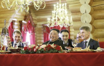 Supreme Leader Kim Jong Un Invited to Luncheon Hosted by Governor of Maritime Territory - Image