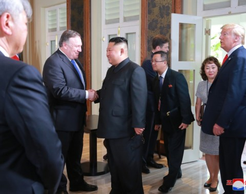 Photo Exhibition: Historic DPRK-U.S. Summit Meeting and Talks - Image