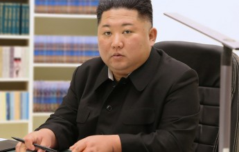 Supreme Leader Kim Jong Un Sends Letter to All People on New Year - Image