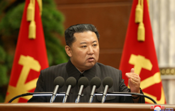 Third Enlarged Meeting of Political Bureau of 8th WPK Central Committee Held - Image